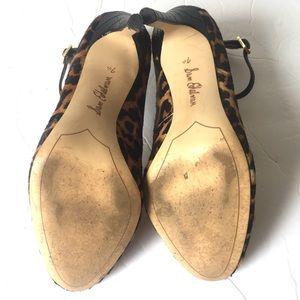 Sam Edelman Shoes - Ciara Genuine Calf Hair Ankle Strap Pump 7 1/2